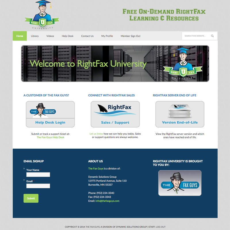 rfu-member-homepage